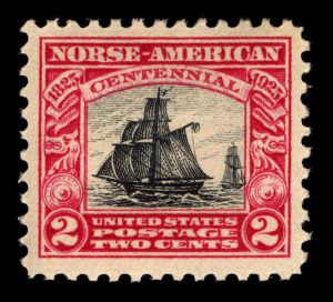 Norse-American 2-cent