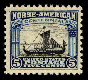 Norse-American 5-cent