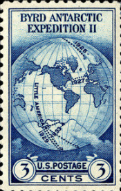 Byrd Antarctic Issue, 1933 (Smithsonian National Postal Museum)
