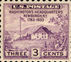 Peace of 1783 Issue, 1933 (Smithsonian National Postal Museum Collection)