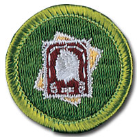 Boy Scouts of America, Stamp Collecting Badge