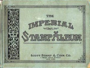 Imperial Stamp Album