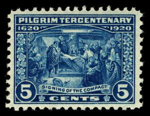 Pilgrim_5-cent
